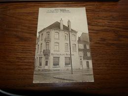 Top Carte Hotel National Middelkerke - Lumière électrique Eau Courante Voyagée 1931 - Middelkerke