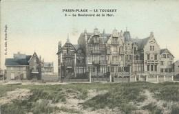 Le Touquet - Paris Plage - Boulevard De La Mer - - Le Touquet