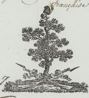 Illhaeuseren An 7 - 24.4.1801 L'Agent National De L'Adm.forestière Bois Fortification Vieux-Brisach - Documentos Históricos