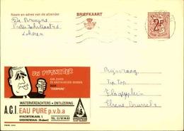 BELGIQUE - Publibel à Voir Pour Thèmes - L 31065 - Stamped Stationery
