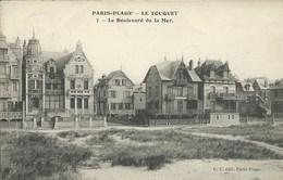 Le Touquet - Paris Plage - Le Boulevard De La Mer - Le Touquet
