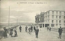 Le Touquet - Paris Plage - La Digue Ridoux - Le Touquet