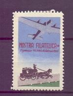 CINDERELLA ERINNOFILIA MOSTRA FILATELICA MILANO 1947 (GIUGN190033) - Erinnofilia