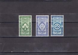 Egipto Nº 379 Al 381 - Egipto