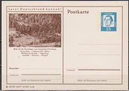 BRD Ganzsache 1964 MiNr.P81 36/277 Lautenthal/Oberharz Ungelaufen( PK 129) Günstige Versandkosten - Geïllustreerde Postkaarten - Ongebruikt