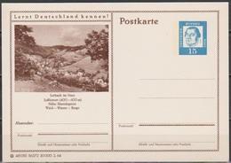 BRD Ganzsache 1964 MiNr.P81 36/272 Lerbach Im Harz Ungelaufen( PK 130) Günstige Versandkosten - Geïllustreerde Postkaarten - Ongebruikt