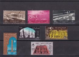 Egipto Nº A88 Al A94 - Aéreo