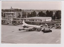 Vintage Rppc KLM K.L.M. Convair Liner 240 @ Flughafen Nurnberg Airport - 1919-1938: Between Wars