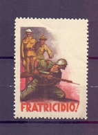 CINDERELLA ERINNOFILIA FRTRICIDIO    (GIUGN190044) - Erinnofilia