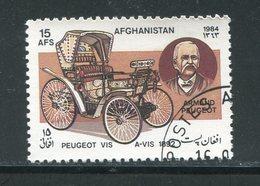 AFGHANISTAN- Y&T N°1187- Oblitéré (voitures) - Afghanistan
