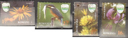 Romania 2016 Love Nature! Ceahlau National Park Arnica Fu - 1948-.... Repúblicas