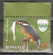 Romania 2016 Love Nature! Ceahlau National Park Fu - 1948-.... Repúblicas
