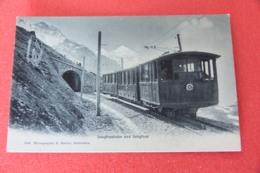 Berne Jungfrau Jungfraubahn + Train NV Photo Gabier N. 8083 NV - BE Bern