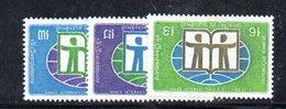 APR1366 - CAMBOGIA KHMER 1972 , Serie Michel N. 315/317  ***  MNH - Cambogia