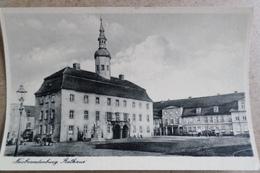 NEUBRANDENBURG - Rathaus ( Allemagne ) - Neubrandenburg