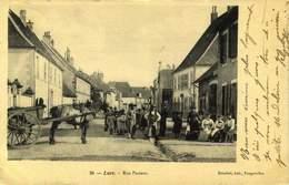 70.- LURE .- Rue Pasteur / A 448 - Lure