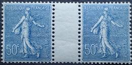 R1934/160 - 1919 - TYPE SEMEUSE LIGNEE - N°161 TIMBRES NEUFS** - Frankrijk