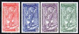 APR1378 - CAMBOGIA KHMER 1973 , Posta Aerea Serie Michel N. 361/364  ***  MNH - Cambodge