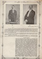 1924 YUGOSLAVIA, SERBIA, STANISLAV BINICKI, KOMPOSER, 3 DAY CONCERT PROGRAM, BELGRADE, MANEZ MUSIC ROOM - Programs