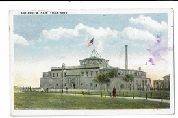 CPA - Carte Postale Etats Unis -New York Aquarium-1922 - VM3248 - NY - New York