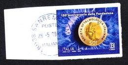 Italia 2019 - Società Oftalmologica Italiana - 6. 1946-.. Repubblica