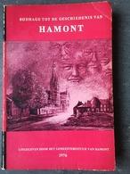 Boek : Bijdrage Tot De Geschiedenis Van Hamont - History