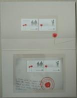 Australia 2011. Remembrance 11.11. Stamp Set And Miniature Sheet. MNH In A Souvenir Folder - Militaria
