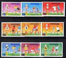 APR1383 - CAMBOGIA KHMER 1974 ,  Serie Michel N. 420/428  ***  MNH - Coppa Del Mondo