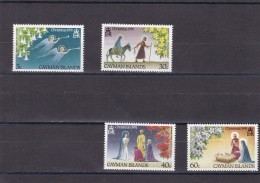 Caiman Nº 674 Al 677 - Caimán (Islas)