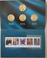 Australia 2012. Australian Nobel Prize Winners. Stamp Set In A Souvenir Folder. MNH - Nuovi