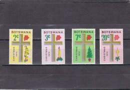 Botswana Nº 244 Al 247 - Botswana (1966-...)