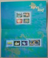 Australia 2010. Reef Fishes Pt2. Stamp Set In A Souvenir Folder. MNH - Nuovi