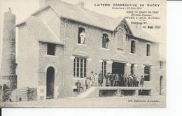 DUCEY  Laiterie - Ducey