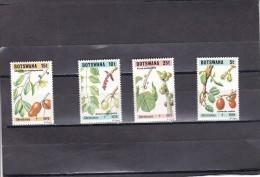 Botswana Nº 391 Al 394 - Botswana (1966-...)