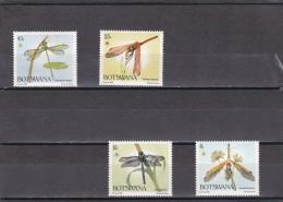 Botswana Nº 485 Al 488 - Botswana (1966-...)