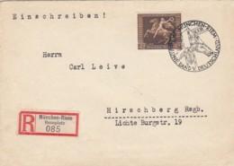Deutsches Reich R Brief 1938 - Deutschland