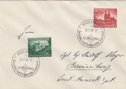 Deutsches Reich FDC 25-7-1940 - Deutschland