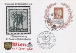 Deutsches Reich Postkarte P306 1941 - Allemagne
