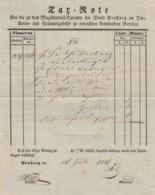 Deutschland Zar-note 1841 - Deutschland
