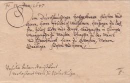 Deutschland Brief 1647 - Deutschland