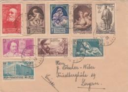France Cover / Lettre 1939 - Non Classés