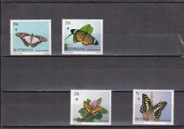 Botswana Nº 503 Al 506 - Botswana (1966-...)