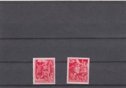 Deutsches Reich Briefmarken Nr. 909 & 910 - Allemagne
