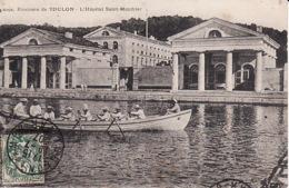 1920  8Toulon, Environs De Toulon L'Hopital Saint Mandrier  1907 - Toulon