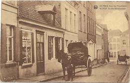 Renaix - Rue Du Cimetière - De Kerkhofstraat (met Bakkerskar) - Renaix - Ronse