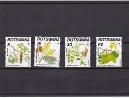 Botswana Nº 630 Al 633 - Botswana (1966-...)