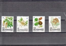 Botswana Nº 649 Al 652 - Botswana (1966-...)
