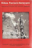 Boekje Herentals En Omstreken Gidsen Provincie Antwerpen + 2x Plan - Herentals