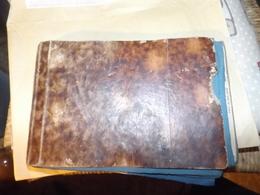 ALBUM CON 150 RITAGLI DI GIORNALE DELLA SECONDA GUERRA MONDIALE IN AFRICA ORIENTALE COLONIALE - Vecchi Documenti