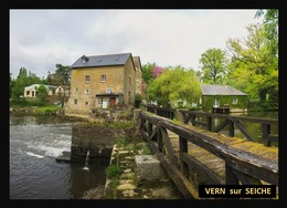 35  VERN  Sur  SEICHE   ..   Moulin Des Bouillants - Other Municipalities